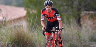 TODAYCYCLING - Richie Porte avec le nouveau maillot de l'équipe BMC pour la saison 2017. Photo : TDWSport/BMC Racing Team