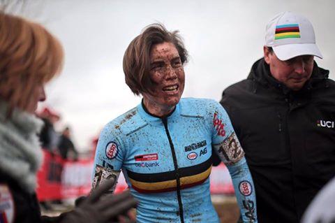 Sanne Cant remporte le titre mondiale devant Marianne Vos