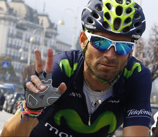TodayCycling - Alejandro Valverde s'est montré plutôt satisfait du parcours de la Vuelta 2017. Photo : Movistar Team