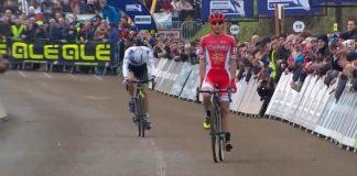 TODAYCYCLING - Clément Venturini sacré champion de France de cyclo-cross - Photo: FranceTV