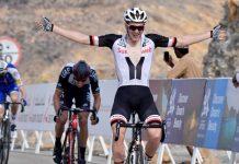 Soren Kragh Andersen (Team Sunweb) remporte la troisième étape du Tour d'Oman
