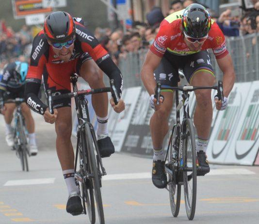 Peter Sagan et Greg Van Avermaet, rivaux magnifiques