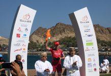 Alexander Kristoff (katusha) enlève la dernière étape du Tour d'oman