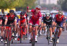 Alexander Kristoff remporte au sprint la 4e étape du Tour d'Oman