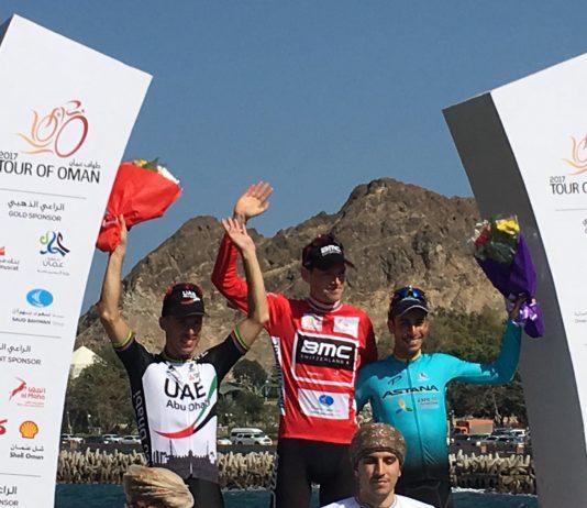 Ben Hermans s'adjuge le Tour of Oman, Romain Bardet 6e