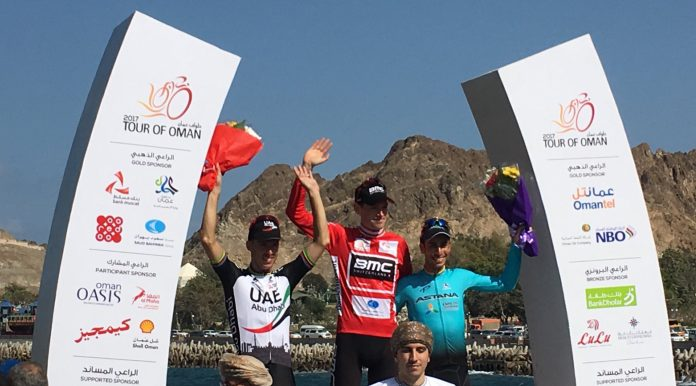 Ben Hermans s'adjuge le Tour of Oman, Romain Bardet 6e