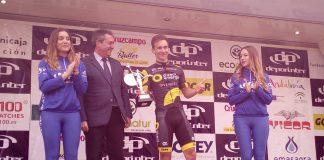 Bryan Coquard (Direct Energie) remporte la 4e étape de la Ruta del Sol
