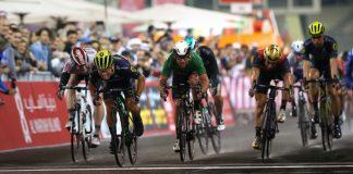 Tour d'Abu Dhabi : Caleb Ewan prend sa revanche, Rui Costa sacré