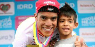 Jarlinson Pantano (Trek) sacré champion de Colombie du chrono