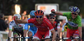 """Julien Simon avait """"la rage de gagner"""" sur le Tour du Haut-Var"""