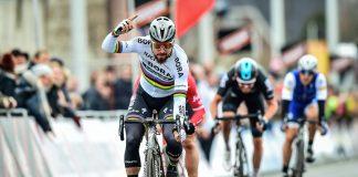 Peter Sagan (Bora-Hansgrohe) remporte Kuurne-Bruxelles-Kuurne