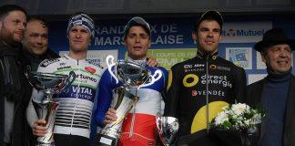 Arthur Vichot vainqueur du GP La Marseillaise 2017