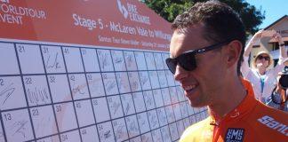 Richie Porte veut gagner Paris-Nice