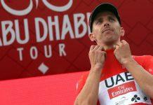 """Rui Costa : """"Une façon de remercier UAE Team Emirates de leur investissement"""""""