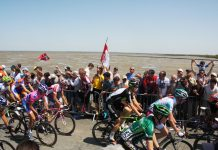 Tour de France 2018 : départ depuis chez JR Bernaudeau (Direct Energie)