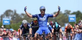 Travis McCabe l'emporte au sprint sur le Herald Sun Tour
