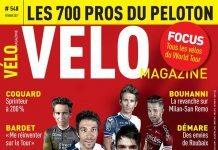 Vélo Magazine février 2017 est en kiosques partout en France