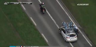Paris-Nice 2017 : Romain Bardet (Ag2r) mis hors course