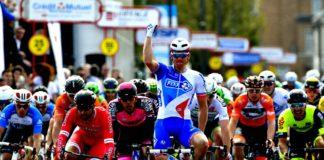 Arnaud Démare remporte pour la deuxième fois le GP de Denain
