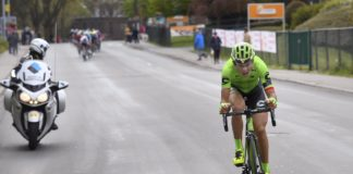 Davide Formolo (Cannondale-Drapac) en forme à quelques jours du départ du Tour d'Italie 2017