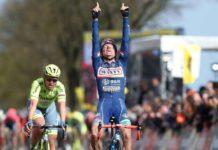 Enrico Gasparotto remporte l'Amstel Gold Race 2016 en souvenir d'Antoine Demoitié