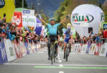 A l'occasion du Tour des Alpes (Tour du Trentin), Michele Scarponi a renoué avec la victoire