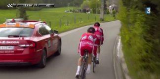 L'équipe Cofdis a brillé sur Liège-Bastogne-Liège avec Stéphane Rossetto, Julien Simon et Anthony Perez