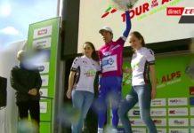 Au terme de la 2e étape du Tour des Alpes, Thibaut Pinot (FDJ) a endossé le maillot de leader