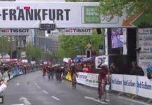 Alexander Kristoff remporte pour la troisième année consécutive le GP de Francfort