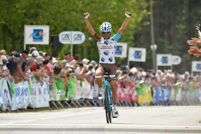 Alexis Vuillermoz annonce sa présence au Giro
