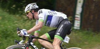 Anthony Delaplace victime d'une fracture de la clavicule sur les Boucles de l'Aulne 2017