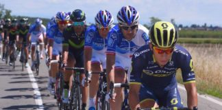 Caleb Ewan (Orica-Scott) a décidé de quitter le Giro 2017 lors de la 15e étape