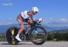 Domenico Pozzovivo chez NTT Pro Cycling