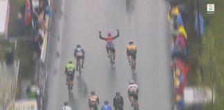 Dylan Groenewegen signe un succès d'étape sur le Tour de Norvège 2017