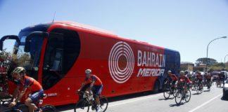 Bahrain Merida vise le général au Tour d'Abu Dhabi