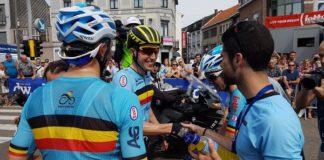 Jens Keukeleire s'adjuge le Tour de Belgique 2017