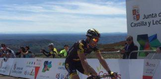 Tour de Castille et Leon. Jonathan Hivert (Direct Energie) fait coup double en remportant la deuxième étape et en prenant la tête du