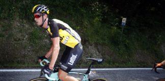 Jurgen Van den Broeck sous les couleurs de la formation LottoNL-Jumbo