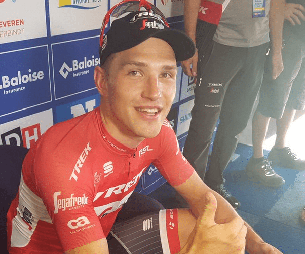 Matthias Brandle remporte le contre-la-montre du Tour de Belgique 2017