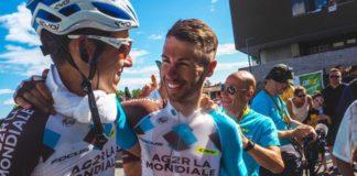 Mikaël Chérel victime d'une chute à l'entraînement en Espagne