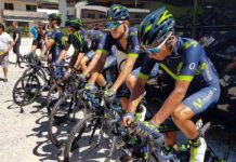 Movistar, meilleure équipe du Giro 2017 devant Ag2r-La Mondiale et FDJ