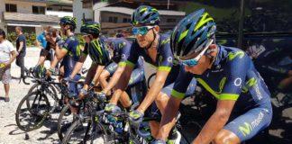 Movistar et le Tour de France comme grand objectif