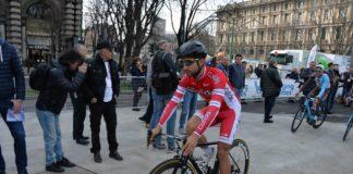 Nacer Bouhanni soufre de troubles de la vue et de maux de tête suite à sa chute