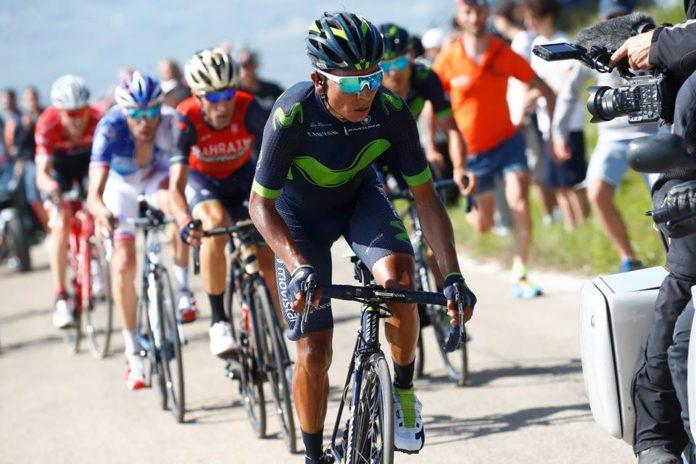 00h21 Vicenzo Nibali remporte la 16e étape du Giro
