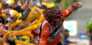 Pieter Weening (Roompot) remporte la 3e étape du Tour de Norvège 2017