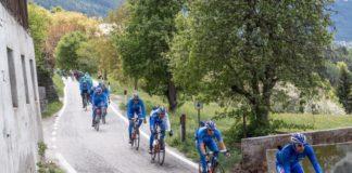 Quinze coureurs cyclistes français défendront haut et fort les couleurs tricolors sur le Giro 2017