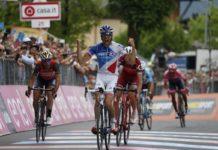 Thibaut Pinot est satisfait de sa 4ème place sur ce Giro 2017