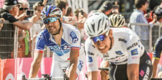 Thibaut Pinot est prêt à en découdre sur la 16e étape du Giro 2017