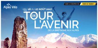 Parcours du Tour de l'Avenir 2017 étape par étape débutera en Bretagne