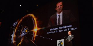 Christian Prudhomme, réaction sur Goolaerts